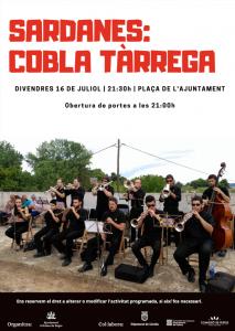 Artesa de Segre - Ballada de Sardanes @ Plaça de l'Ajuntament | Artesa de Segre | Cataluña | Espanya