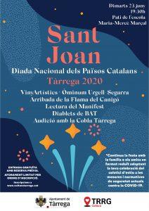 Tàrrega - Audició de St Joan @ Escola Maria-Mercè Marçal, Tàrrega